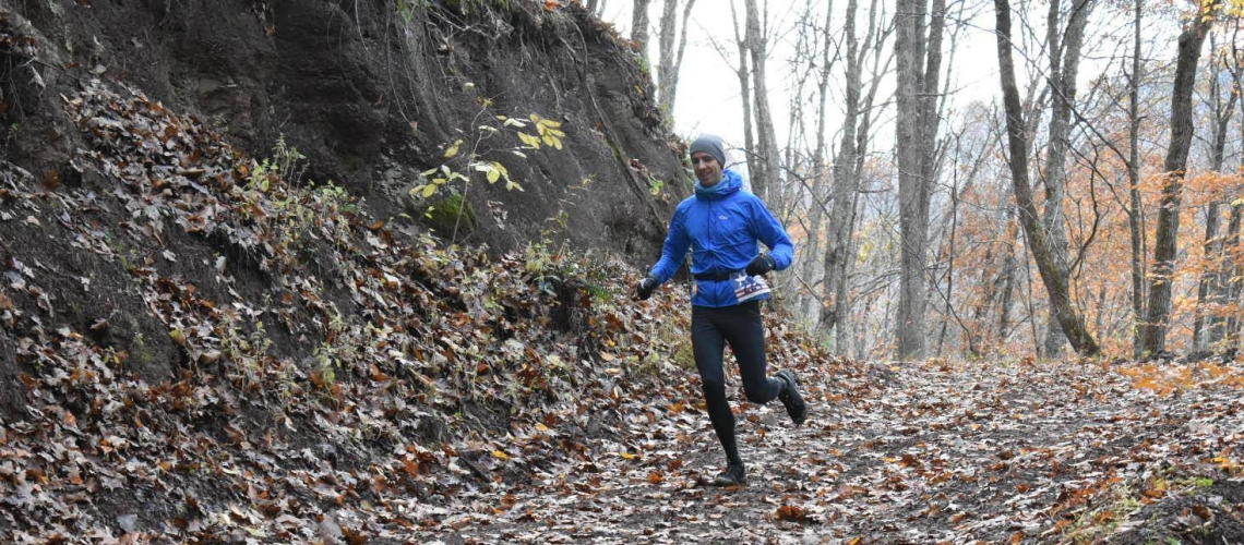 Old glory trail race